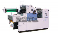 WSQ47-NP(两墨一水)单色打码胶印机