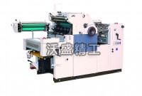 WSQ56Ⅱ-NP(三墨两水)单色打码胶印机