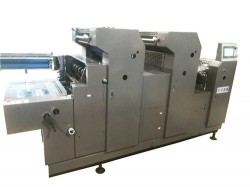47D-NP全自动双色打码胶印机